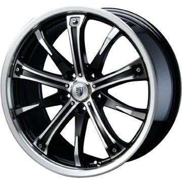 タイヤはフジ 送料無料 BLEST ブレスト バーンシュポルト タイプ505 8.5J 8.50-19 DELINTE デリンテ DS8(限定) 245/45R19 19インチ サマータイヤ ホイール4本セット
