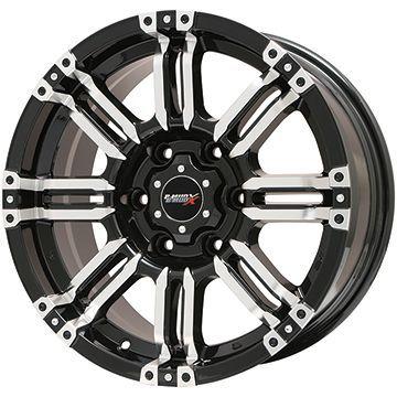 タイヤはフジ 送料無料 NV350キャラバン BIGWAY ビッグウエイ B-MUD X(ブラックポリッシュ) 6.5J 6.50-16 YOKOHAMA PARADA PA03 215/65R16 16インチ サマータイヤ ホイール4本セット