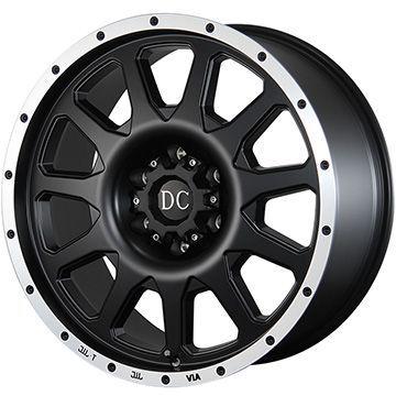 【送料無料】 285/50R20 20インチ BLEST ドンコルレオ-ネ ジャングルロック 9J 9.00-20 AMP TERRAIN ATTACK A/T RBL(限定) サマータイヤ ホイール4本セット