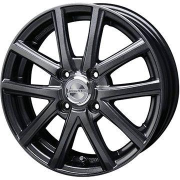 タイヤはフジ 送料無料 BLEST ブレスト ユーロマジック アスパイアFX限定 5.5J 5.50-14 DUNLOP EC202L 185/65R14 14インチ サマータイヤ ホイール4本セット