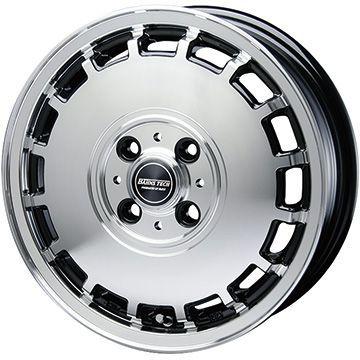 タイヤはフジ 送料無料 BLEST ブレスト バーンズテック KTストリーム 4J 4.00-12 YOKOHAMA DNA エコス 135/80R12 12インチ サマータイヤ ホイール4本セット