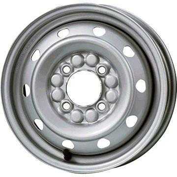 タイヤはフジ 送料無料 ELBE エルベ オリジナル スチール M51 4J 4.00-12 KENDA コメンド KR33 6PR 145/80R12 12インチ サマータイヤ ホイール4本セット