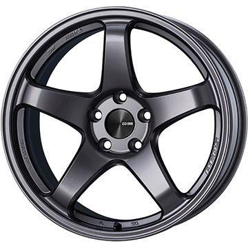 タイヤはフジ 送料無料 ENKEI エンケイ PF05 6.5J 6.50-16 HANKOOK ヴェンタス R-S4 Z232 205/55R16 16インチ サマータイヤ ホイール4本セット