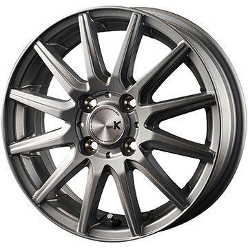 タイヤはフジ 送料無料 INTER MILANO インターミラノ スペックK 4J 4.00-13 KENDA コメットプラス KR23 145/80R13 13インチ サマータイヤ ホイール4本セット