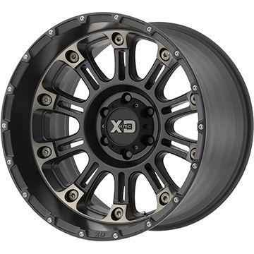 【取付対象】 【送料無料】 265/65R17 17インチ KMC XDシリーズ XD829 ホス2 9J 9.00-17 YOKOHAMA ヨコハマ ジオランダー A/T G015 OWL/RBL サマータイヤ ホイール4本セット