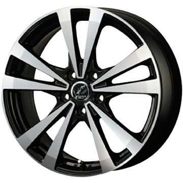 タイヤはフジ 送料無料 KOSEI コーセイ プラウザー リンクス 7J 7.00-17 DELINTE デリンテ DH7 SUV(限定) 225/65R17 17インチ サマータイヤ ホイール4本セット