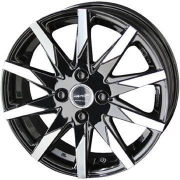 タイヤはフジ 送料無料 KYOHO 共豊 スマック スフィーダ 4.5J 4.50-15 INTERSTATE インターステート ツーリングGT(限定) 165/60R15 15インチ サマータイヤ ホイール4本セット