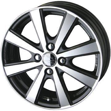 タイヤはフジ 送料無料 KYOHO 共豊 スマック VI-R 4J 4.00-13 KENDA コメットプラス KR23 145/80R13 13インチ サマータイヤ ホイール4本セット
