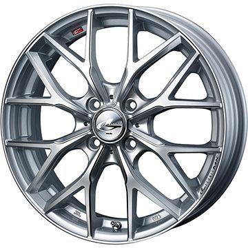 【送料無料】 165/65R15 15インチ WEDS レオニス MX 4.5J 4.50-15 UNIGRIP ユニグリップ ロードマイレージ(限定) サマータイヤ ホイール4本セット