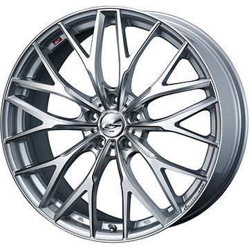 【送料無料】 225/55R18 18インチ WEDS レオニス MX 7J 7.00-18 DUNLOP ダンロップ エナセーブ RV505 サマータイヤ ホイール4本セット