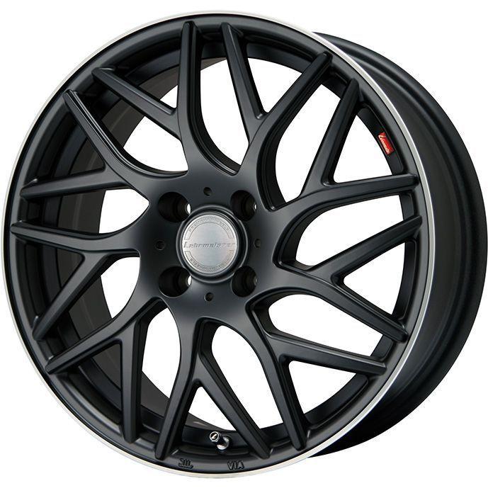 タイヤはフジ 送料無料 LEHRMEISTER レアマイスター キャンティ(マットブラック/リムポリッシュ) 5J 5.00-15 TOYO OPEN COUNTRY R/T 165/60R15 15インチ サマータイヤ ホイール4本セット