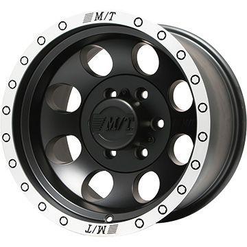 タイヤはフジ 送料無料 MICKEY-T ミッキートンプソン バハロック 9J 9.00-17 BFG BFグッドリッチ マッドテレーンT/A KM3 35X12.5R17 サマータイヤ ホイール4本セット