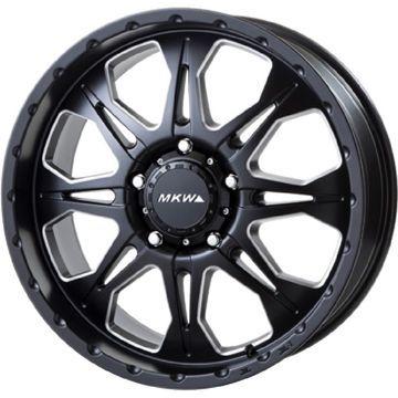 【送料無料】 285/50R20 20インチ MKW MK-66 8.5J 8.50-20 AMP TERRAIN ATTACK A/T(限定) サマータイヤ ホイール4本セット