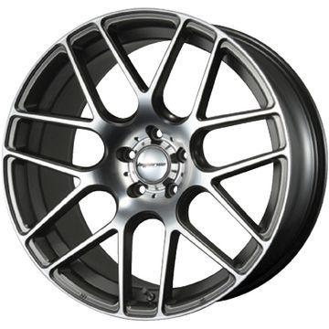 お気に入り タイヤはフジ 送料無料 MLJ ハイペリオン CVM 8.5J 8.50-19 DUNLOP ルマン V(ファイブ) 235/40R19 19インチ サマータイヤ ホイール4本セット, Berry's 37ec0a83