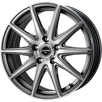 タイヤはフジ 送料無料 MONZA モンツァ JPスタイルベーカー 8J 8.00-18 YOKOHAMA ブルーアース RV-02 SALE 225/60R18 18インチ サマータイヤ ホイール4本セット