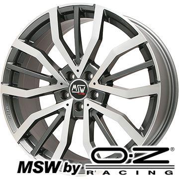 スマホエントリーで10倍 8/25 10時~9/1 10時迄 【送料無料】 255/35R20 20インチ MSW by OZ Racing MSW 49(グロスガンメタルポリッシュ) 8.5J 8.50-20 NEOLIN ネオリン ネオスポーツ(限定) サマータイヤ ホイール4本セット