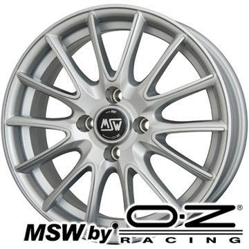 【送料無料 MINI(R56)】 195/55R16 16インチ MSW by OZ Racing MSW 86(H) 6.5J 6.50-16 DUNLOP エナセーブ EC204 サマータイヤ ホイール4本セット 輸入車