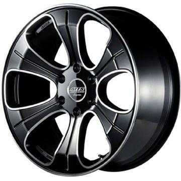 タイヤはフジ 送料無料 ハイエース200系 M-TECHNO エムテクノ M.T.S. MJ20-01S 8.5J 8.50-20 DELINTE デリンテ DS8(限定) 225/35R20 20インチ サマータイヤ ホイール4本セット