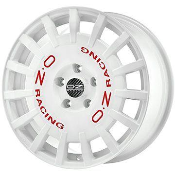 【送料無料】 235/55R18 18インチ OZ ラリーレーシング 8J 8.00-18 NEOLIN ネオリン ネオツアー(限定) サマータイヤ ホイール4本セット