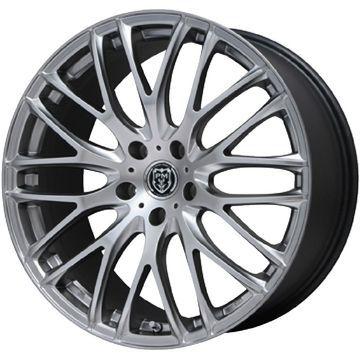 タイヤはフジ 送料無料 PREMIX プレミックス グラッパ(マットクリスタルシルバー) 7J 7.00-18 INTERSTATE インターステート ECOツアープラス(限定) 215/45R18 18インチ サマータイヤ ホイール4本セット