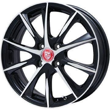 タイヤはフジ 送料無料 PREMIX プレミックス マオウ(ブラックポリッシュ)限定 6.5J 6.50-17 FALKEN ジークス ZE914F 205/40R17 17インチ サマータイヤ ホイール4本セット