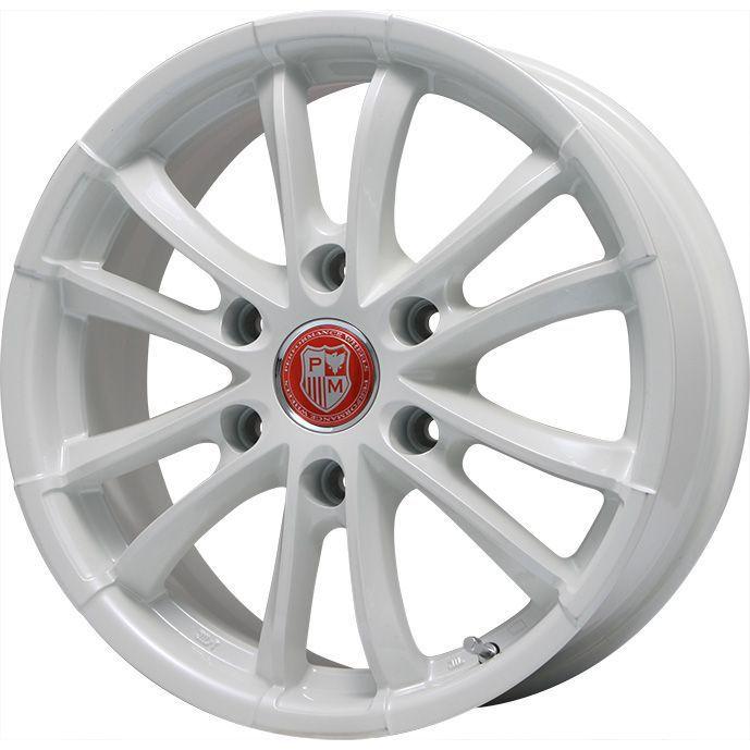 タイヤはフジ 送料無料 NV350キャラバン PREMIX プレミックス シャンクス(ホワイト) 7.5J 7.50-18 FALKEN アゼニス FK510 SUV 225/50R18 18インチ サマータイヤ ホイール4本セット