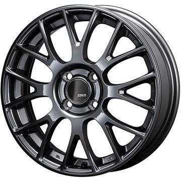 【送料無料】 165/60R15 15インチ SSR GTV04 5J 5.00-15 UNIGRIP ユニグリップ ロードマイレージ(限定) サマータイヤ ホイール4本セット