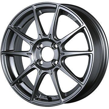 【送料無料】 165/60R15 15インチ SSR GTX01 5J 5.00-15 UNIGRIP ユニグリップ ロードマイレージ(限定) サマータイヤ ホイール4本セット