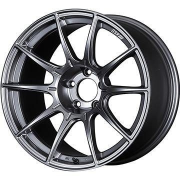 送料無料 225 45R18 18インチ MICHELIN 贈呈 クロスクライメート プラス ホイール4本セット SSR 高額売筋 8.00-18 オールシーズンタイヤ 取付対象 8J GTX01