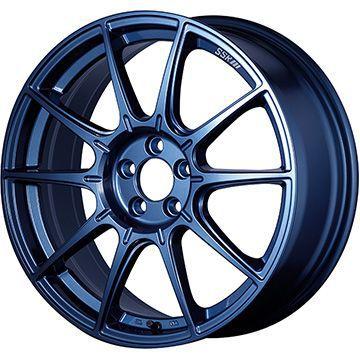 タイヤはフジ 送料無料 SSR GTX01 LIMITED EDITION 7.5J 7.50-18 FALKEN アゼニス FK510 SUV 225/55R18 18インチ サマータイヤ ホイール4本セット
