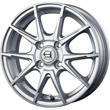 タイヤはフジ 送料無料 TECHNOPIA テクノピア アフロディーテ JX 4J 4.00-13 KENDA コメットプラス KR23 145/80R13 13インチ サマータイヤ ホイール4本セット