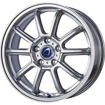 タイヤはフジ 送料無料 フリード 5穴/114 TECHNOPIA テクノピア アルテミス LSW 6J 6.00-15 PIRELLI チンチュラートP6 185/65R15 15インチ サマータイヤ ホイール4本セット