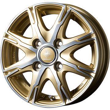 【送料無料】 145/80R12 145R12 12インチ TOPY ディルーチェ DX10 3.5J 3.50-12 GOODYEAR グッドイヤー カーゴプロ 6PR(限定) サマータイヤ ホイール4本セット