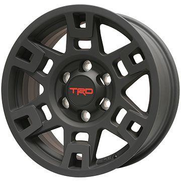 【送料無料】 265/70R17 17インチ TRD TRD17 7J 7.00-17 AMP TERRAIN ATTACK A/T RWL/RBL(限定) サマータイヤ ホイール4本セット