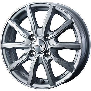タイヤはフジ 送料無料 WEDS ウェッズ ジョーカー シェイク 4J 4.00-13 DUNLOP EC202L 155/65R13 13インチ サマータイヤ ホイール4本セット