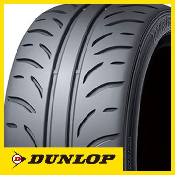 DUNLOP ダンロップ DIREZZA ディレッツァ Z3 ZIII 195/50R15 82V タイヤ単品1本価格 フジコーポレーション 【アウトレット一番限定特価】 ※ご注文前に在庫の確認をお願いします。