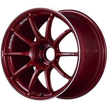 【取付対象】【送料無料】 235/40R18 18インチ YOKOHAMA アドバンレーシング RSIII 8.5J 8.50-18 HANKOOK ハンコック ヴェンタス R-S4 Z232 サマータイヤ ホイール4本セット