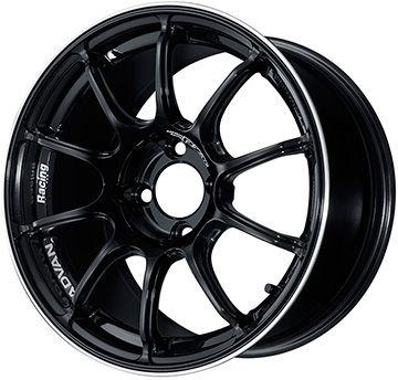 【送料無料】 YOKOHAMA アドバンレーシング RZII GTRデザイン ホイール単品4本セット 7.50-16 16インチ