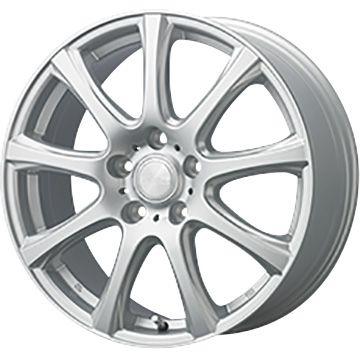 【送料無料】 DUNLOP デュファクト DS9 トヨタ車専用 ホイール単品4本セット 6.50-15 15インチ