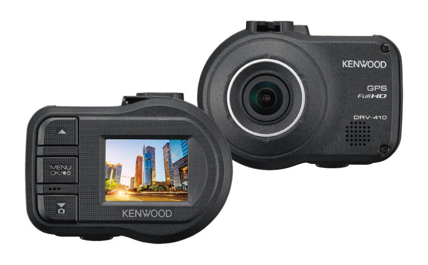 送料無料(一部離島除く) KENWOOD ケンウッド DRV-410 ドライブレコーダー ドラレコ