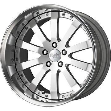 【送料無料】 245/45R20 20インチ WORK ワーク エクイップ E10 8.5J 8.50-20 PIRELLI ピレリ P-ZERO SUV(限定) サマータイヤ ホイール4本セット
