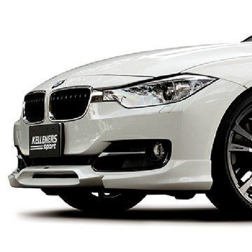 送料無料(一部離島除く) KELLENERS フロント/リアスポイラーセット BMW 3シリーズ(2012~ F30 )