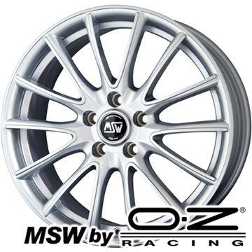 【送料無料 ベンツAクラス(W176)】 FALKEN ファルケン エスピア W-ACE 205/55R16 16インチ スタッドレスタイヤ ホイール4本セット 輸入車 MSW by OZ Racing MSW 86(H)【限定】 6.5J 6.50-16