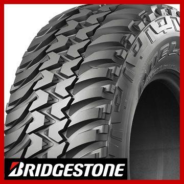 【4本セット 送料無料】 BRIDGESTONE ブリヂストン デューラー M/T674 215/75R15 100/97Q タイヤ単品
