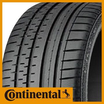 【送料無料】 CONTINENTAL コンチネンタル コンチ スポーツコンタクト2 MO BENZ承認 215/45R17 87V タイヤ単品1本価格
