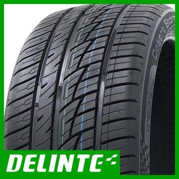 【送料無料】 DELINTE デリンテ DS8(限定) 245/45R20 103W XL タイヤ単品1本価格