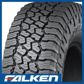 【送料無料】 FALKEN ファルケン ワイルドピーク A/T3W 285/70R17 116Q タイヤ単品1本価格