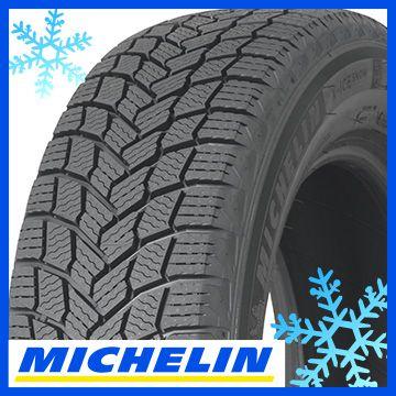 【取付対象】【4本セット送料無料】MICHELINミシュランX-ICESNOWSUV235/60R17106TXLスタッドレスタイヤ単品