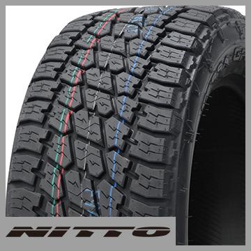 【4本セット 送料無料】NITTO ニットー TERRA GRAPPLER G2(限定) 285/55R20 122/119S タイヤ単品