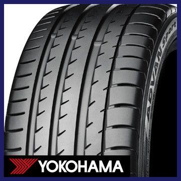送料無料 YOKOHAMA 入手困難 ヨコハマ アドバン 高額売筋 スポーツ V105 タイヤ単品1本価格 XL 25R20 97Y 305